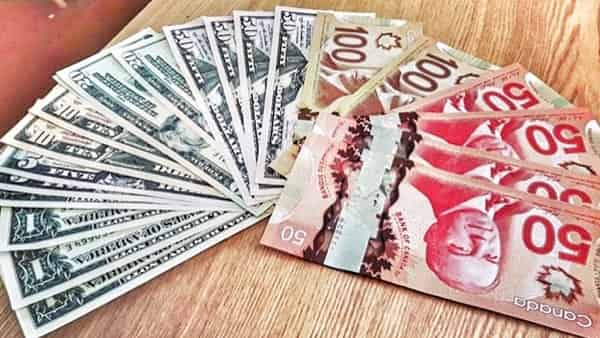 Канадский Доллар прогноз USD/CAD на 23 сентября 2020