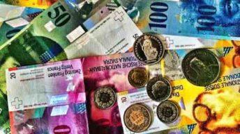 Доллар Франк прогноз USD/CHF на 25 марта 2020