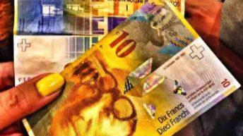 Доллар Франк прогноз USD/CHF на 26 марта 2020