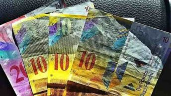 Доллар Франк прогноз USD/CHF на 10 января 2020