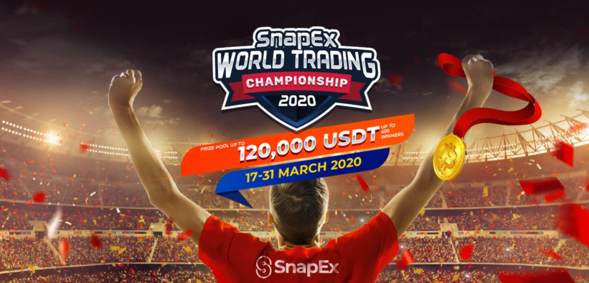 Конкурс крипто-трейдинга с участием до 400 победителей и призовым фондом в 120 000 USDT