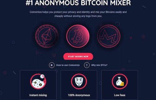 Coinomize представляет первое биткоин-миксер приложение